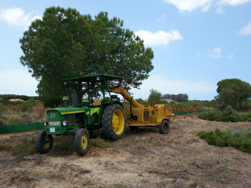 bio trituradora residuos vegetales